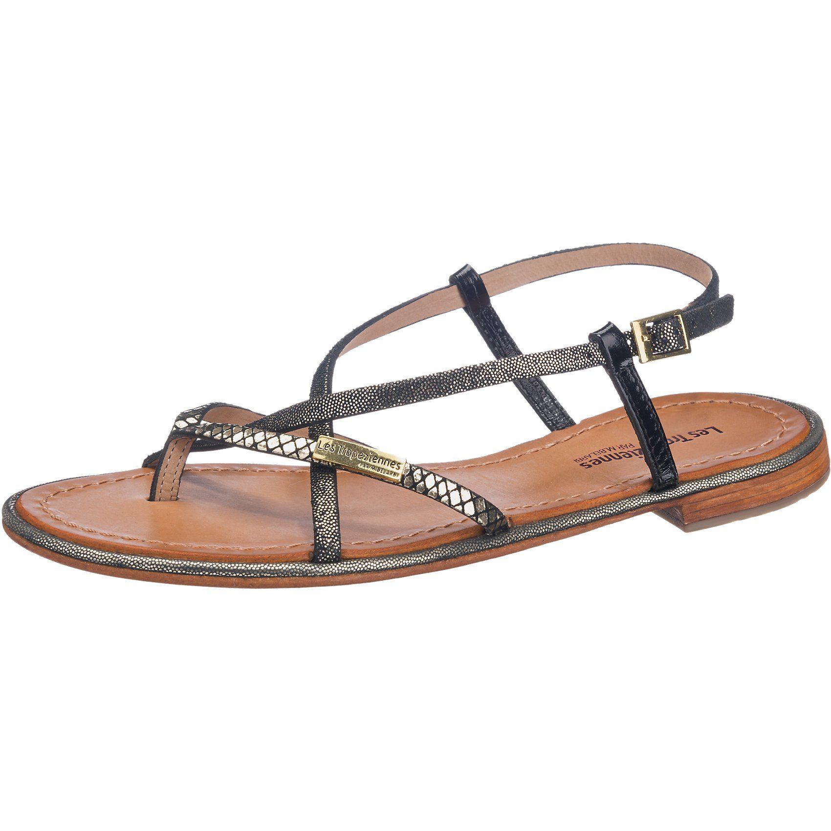 LES TROPEZIENNES Les Tropéziennes Monaco Sandaletten online kaufen  schwarz-kombi