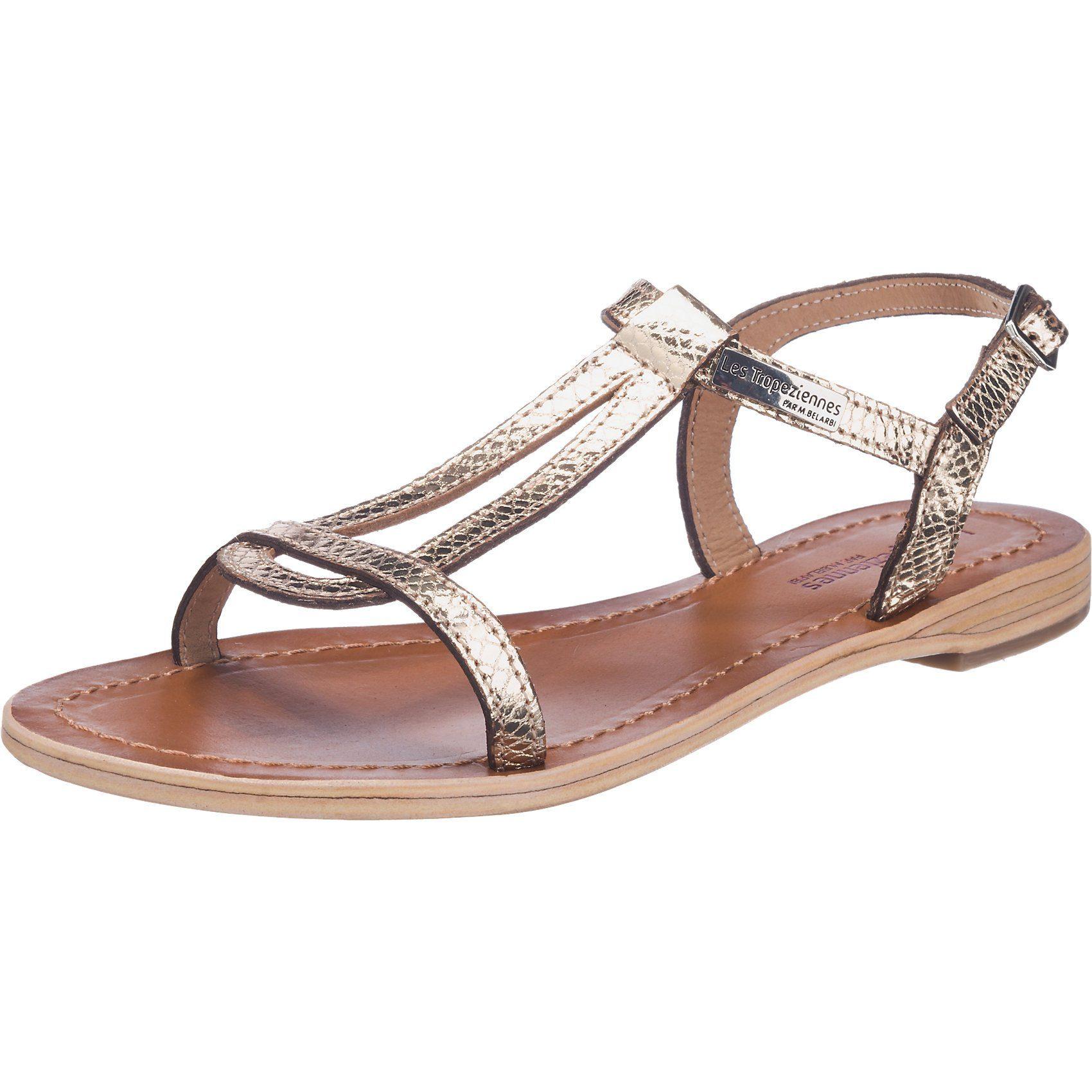 LES TROPEZIENNES Les Tropéziennes Hamat Sandaletten online kaufen  gold