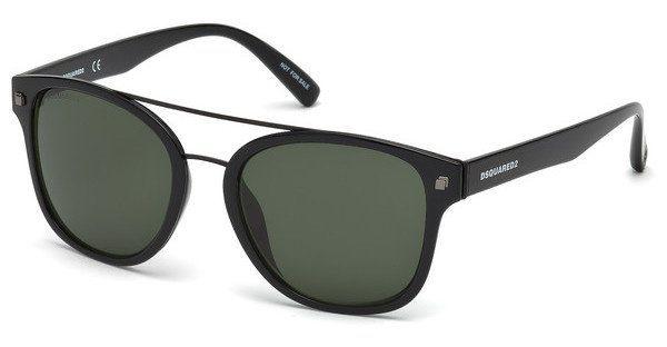 Dsquared2 Herren Sonnenbrille » DQ0256«, blau, 90W - blau/blau