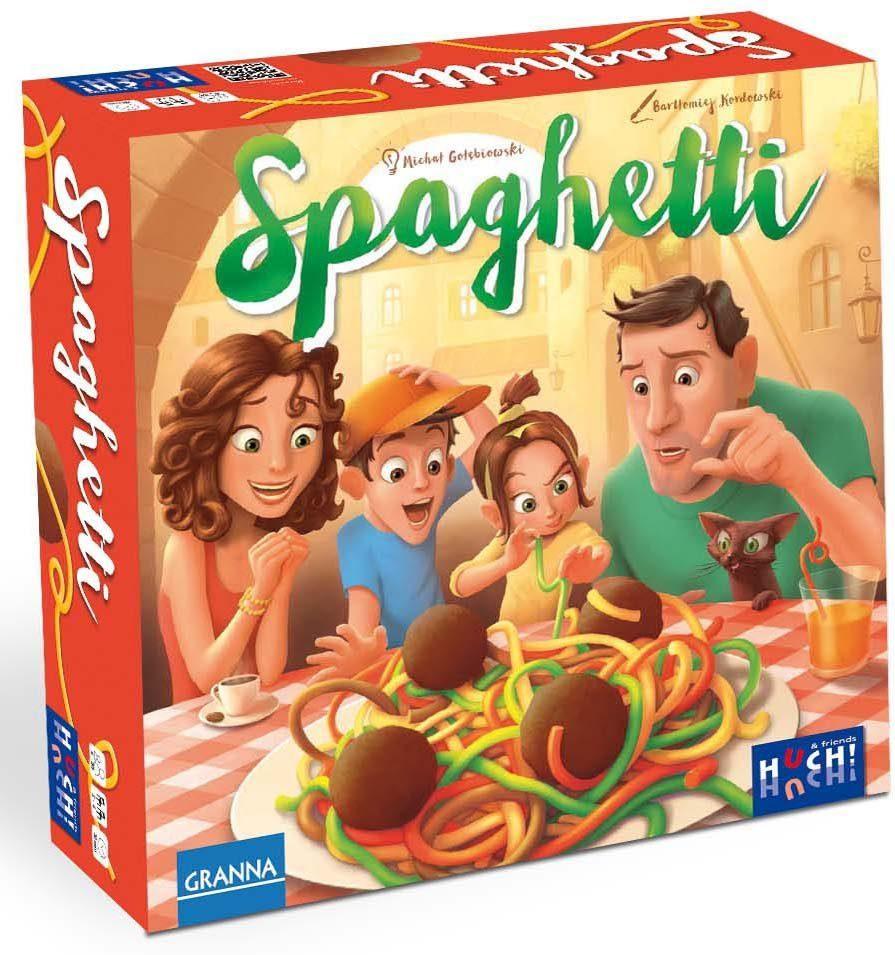 Huch! & friends Gesellschaftsspiel, »Spaghetti«