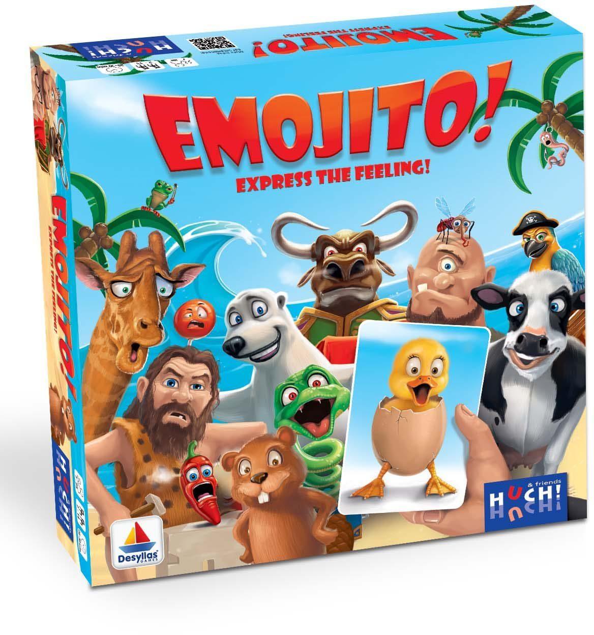 Huch! & friends Brettspiel, »Emojito«