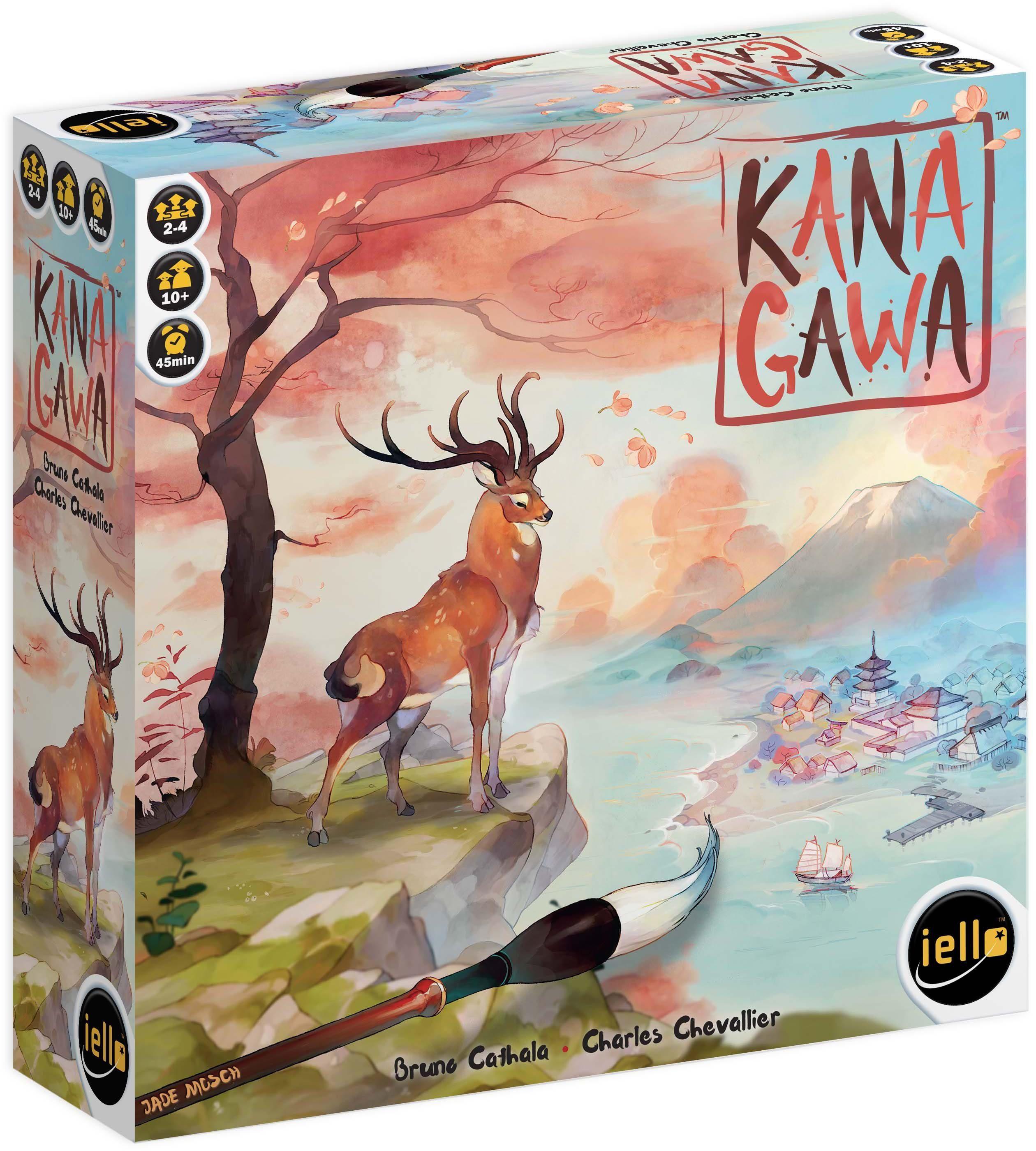 iello Kartenspiel, »Kanagawa«