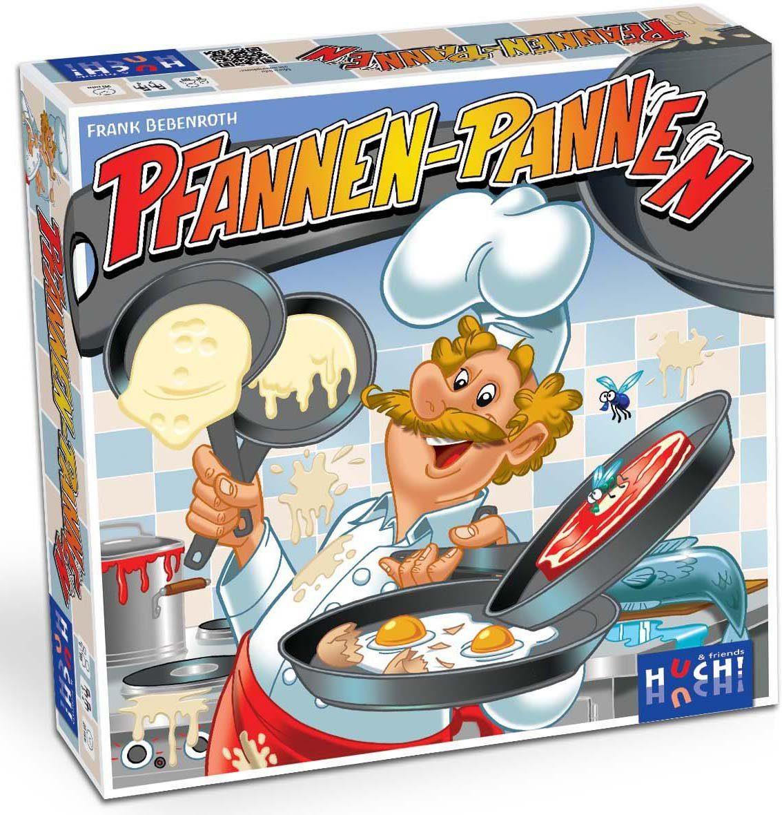 Huch! & friends Brettspiel , »Pfannen Pannen«
