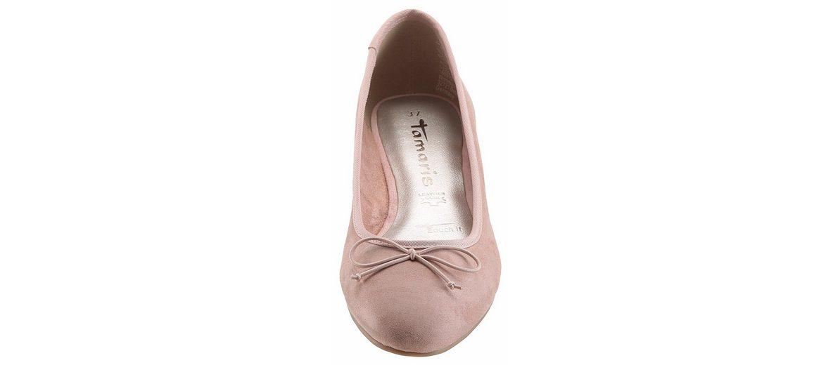 Tamaris Ballerina, mit Touch It-Ausstattung
