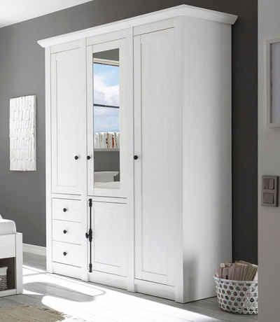home affaire kleiderschrank california breite 147 cm - Kleiderschrank Online Kaufen