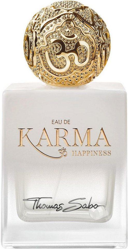thomas sabo eau de parfum eau de karma happiness otto. Black Bedroom Furniture Sets. Home Design Ideas