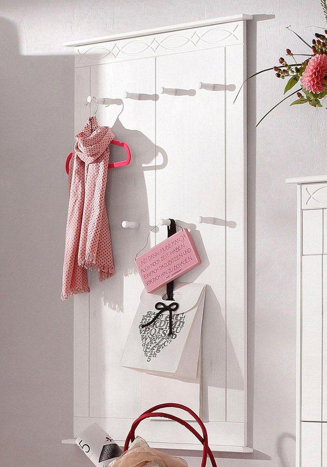 home affaire garderobe indra mit 8 haken kaufen otto. Black Bedroom Furniture Sets. Home Design Ideas