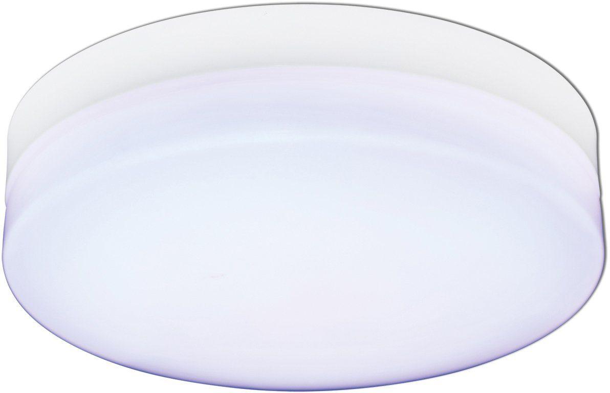 näve LED Deckenleuchte »Cool«, mit RGB-Farbwechsler