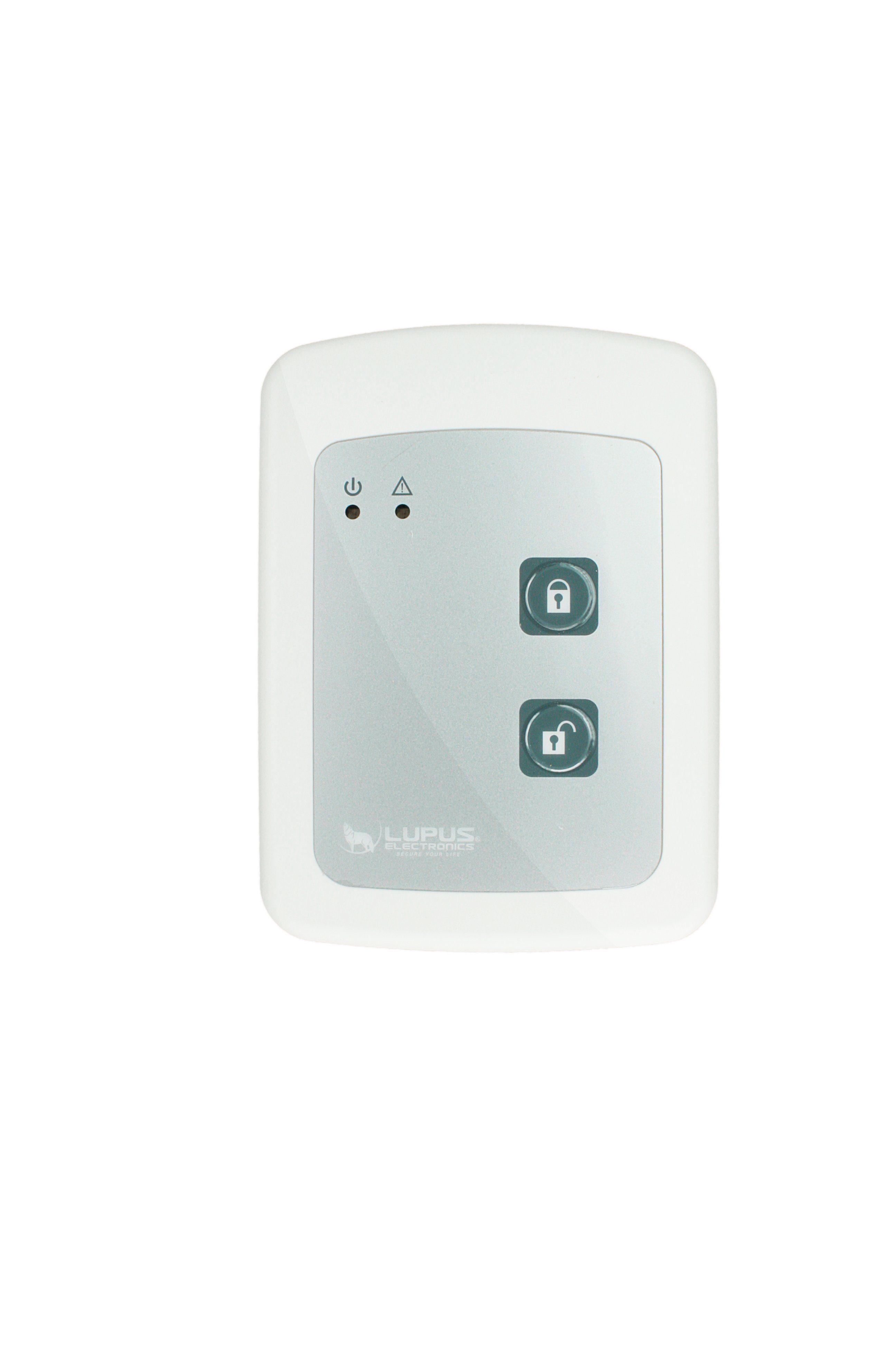 LUPUS Electronics Fernsteuerung »LUPUSEC - Tag Reader V2 - 12107«