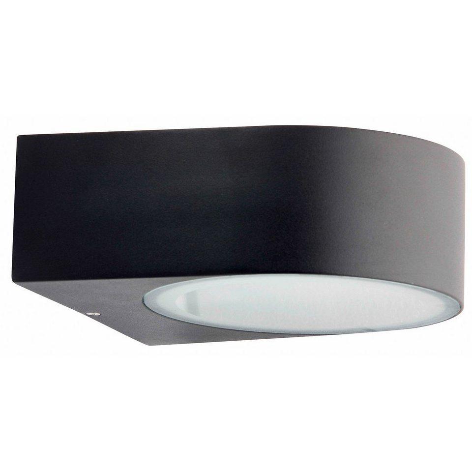 brilliant leuchten tyler au enwandleuchte schwarz ip44 online kaufen otto. Black Bedroom Furniture Sets. Home Design Ideas