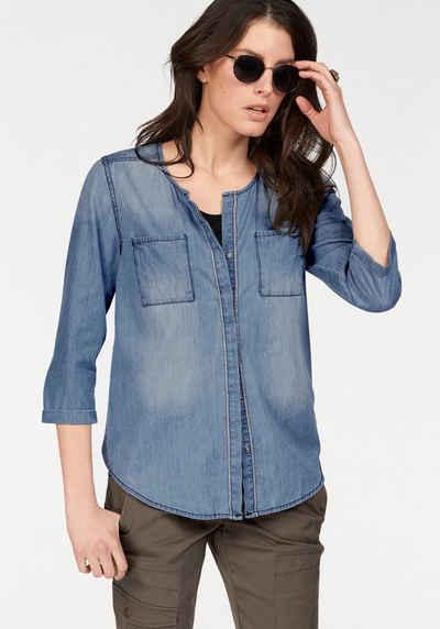 8ab4cf7116e368 Jeansblusen online kaufen » Must-have 2019 | OTTO