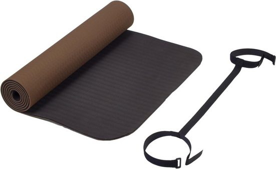 Deuser Yogamatte »Cappuccino 121045C«