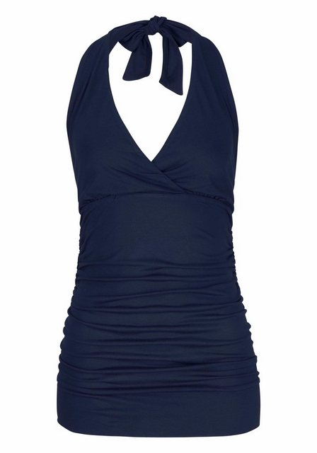 Aniston CASUAL Neckholdertop in attraktiver Farbpalette   Bekleidung > Tops > Neckholdertops   Aniston CASUAL