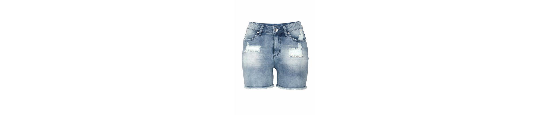 Aniston Shorts, mit Destroyed-Effekt