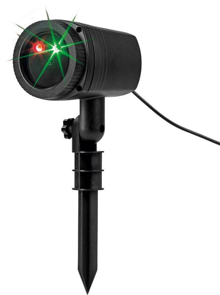 Starlight Weihnachtsbeleuchtung.Easymaxx Laserstrahler Starlight Online Kaufen Otto