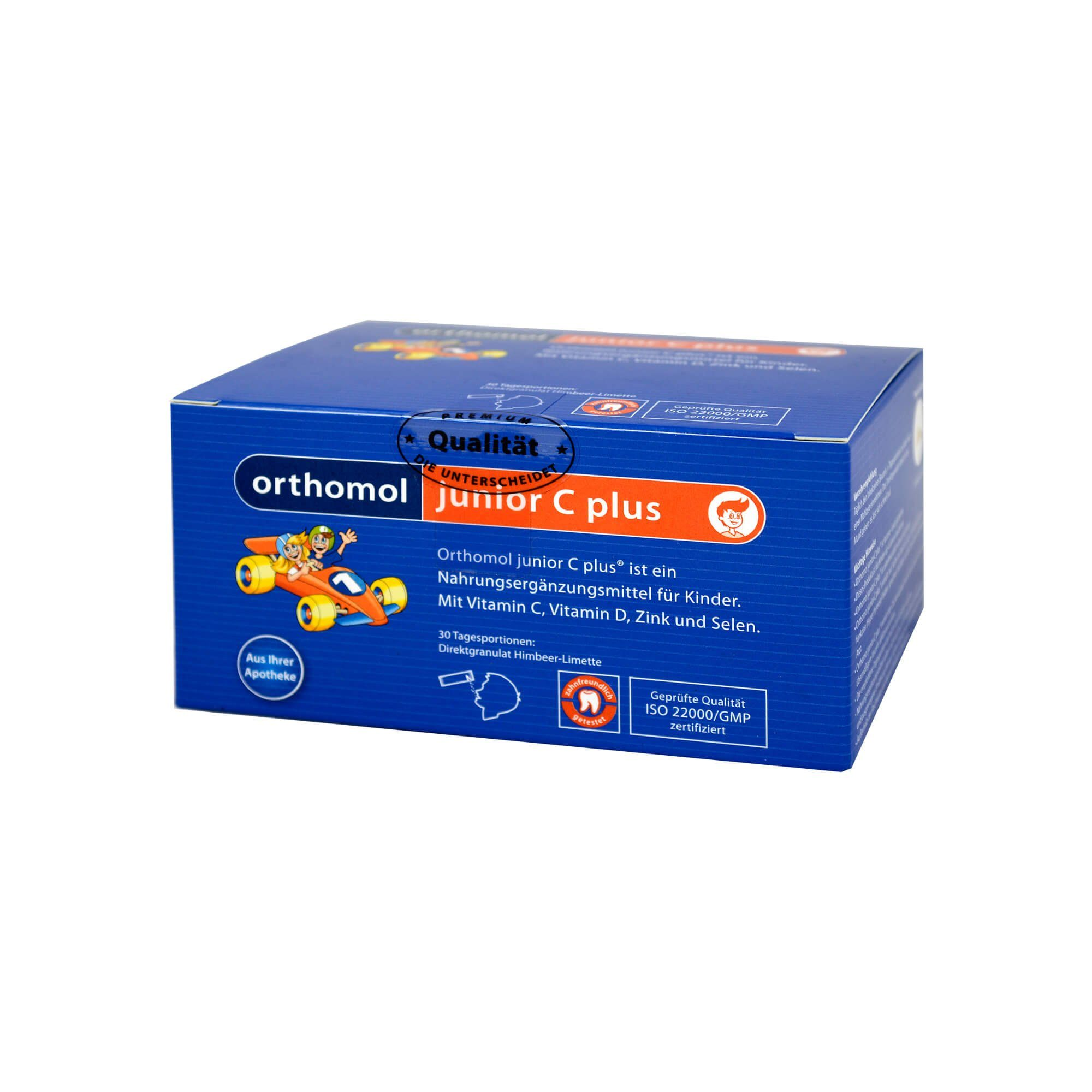 Orthomol Junior C plus Granulat , 30 St