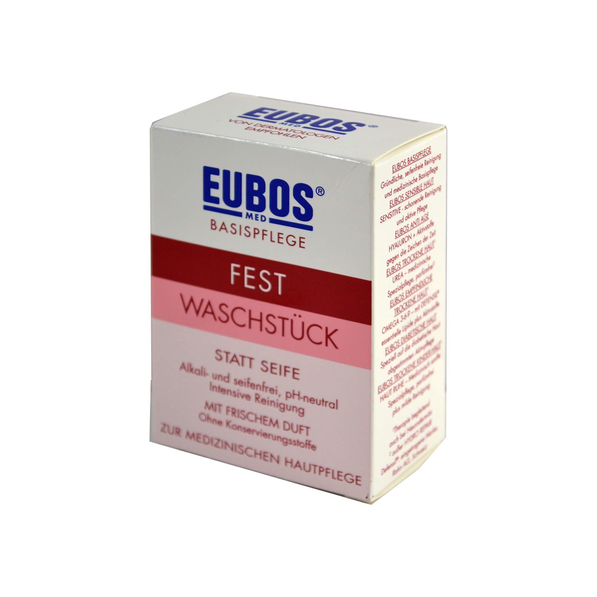 Eubos Fest rot mit frischem Duft, 125 g