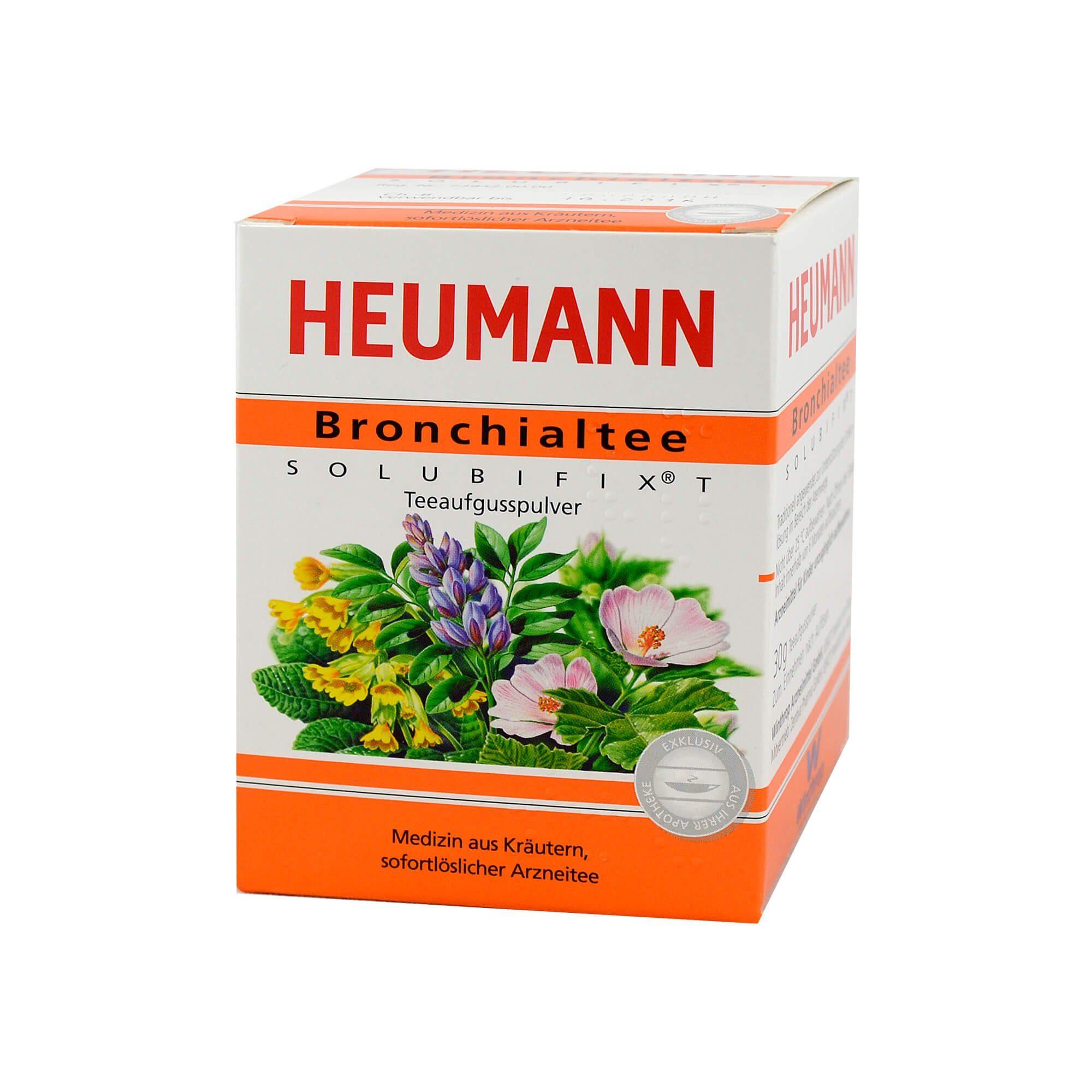 Heumann Bronchialtee Solubifix T , 30 g