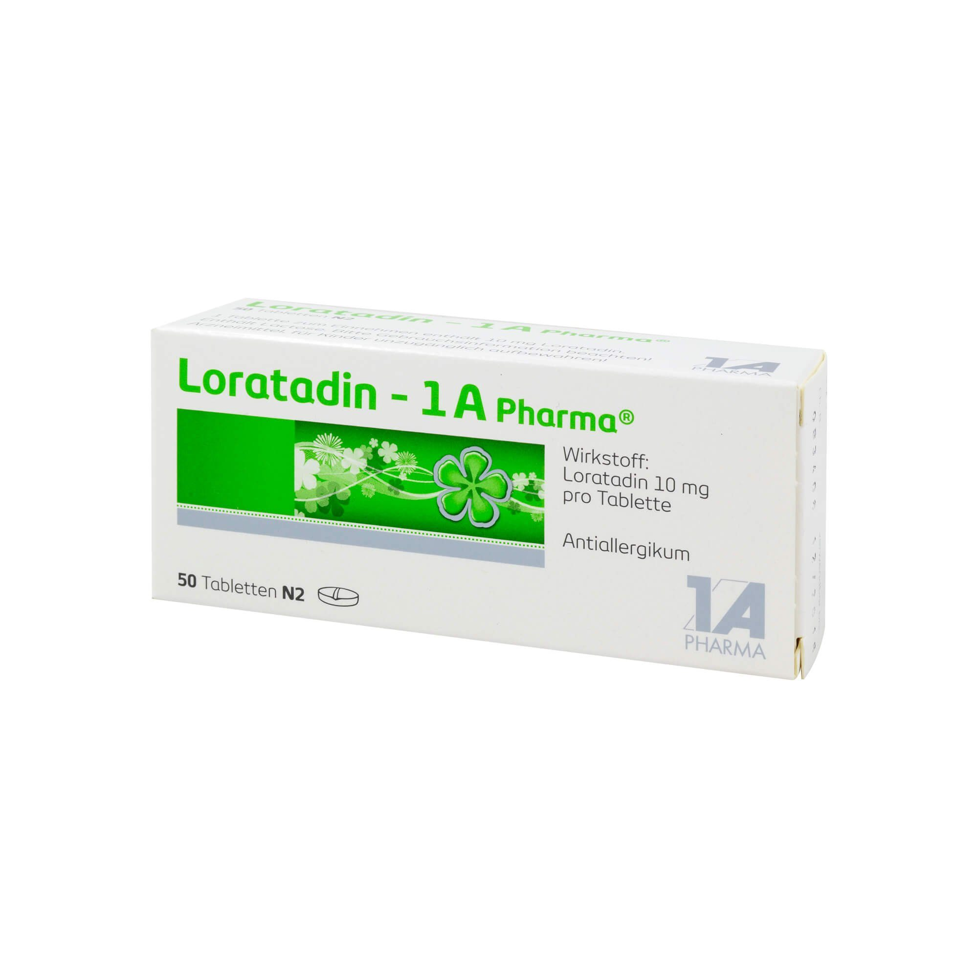 Loratadin 1A Pharma, 50 St