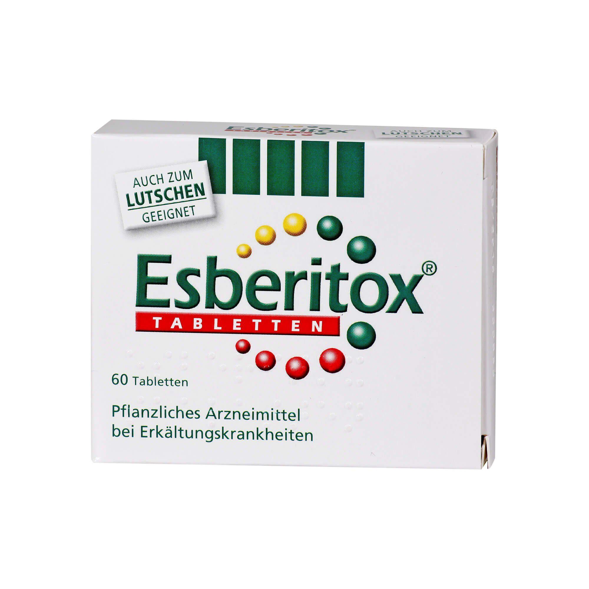 Esberitox Tabletten, 60 St