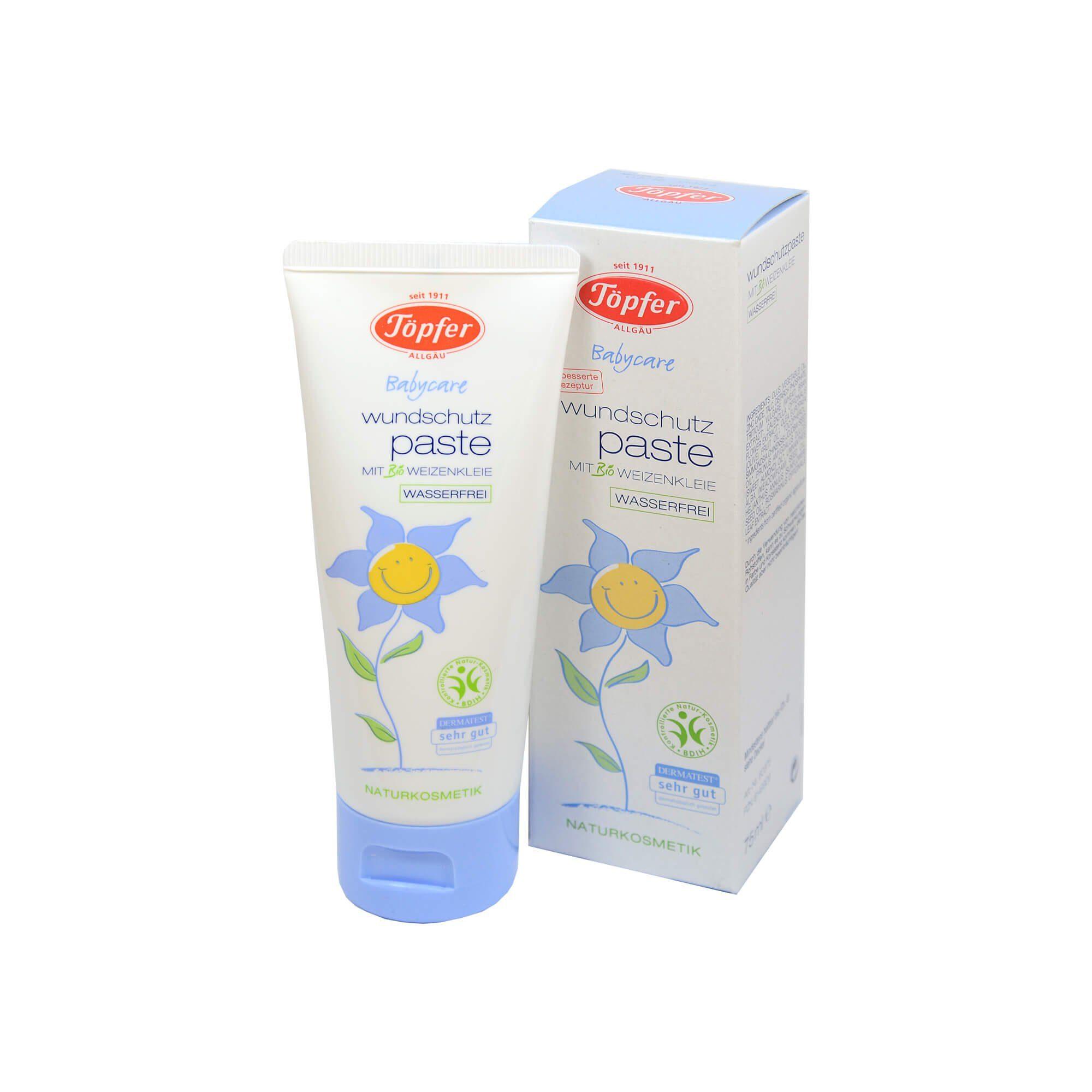 Töpfer Babycare Wundschutzpaste, 75 ml