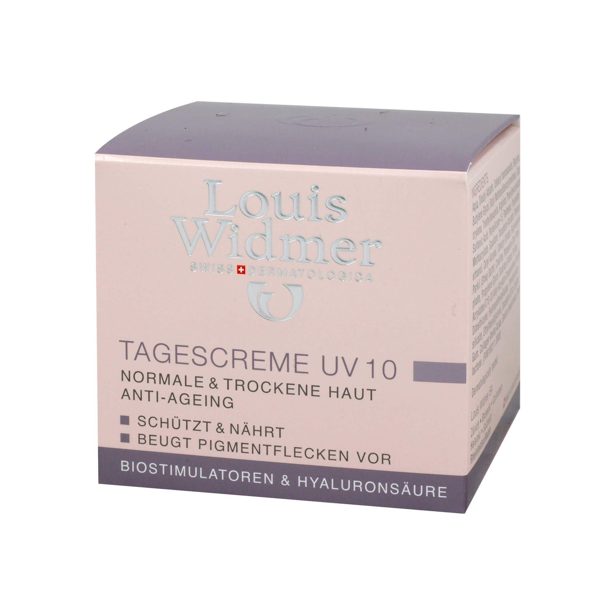 Widmer Tagescreme UV10 leicht parfümiert, 50 ml