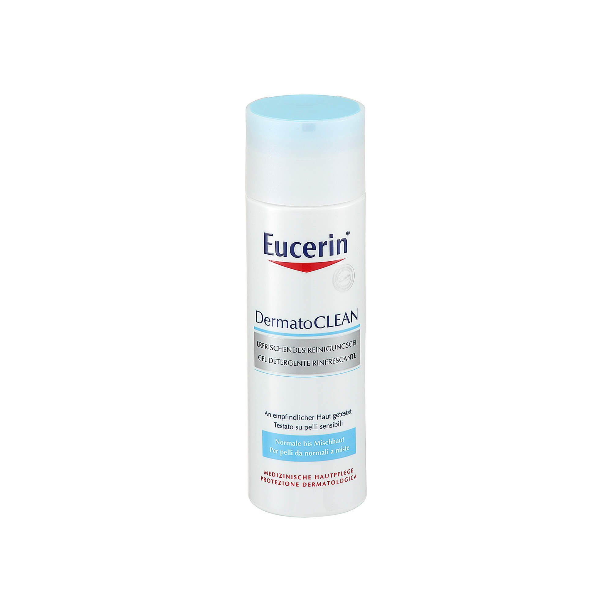 Eucerin Dermatoclean Gel, 200 ml
