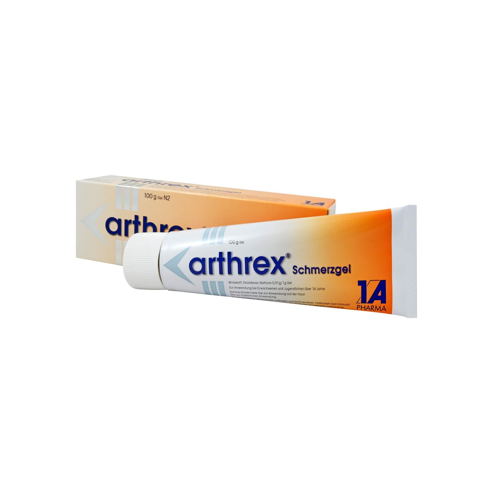 Arthrex Schmerzgel, 100 g