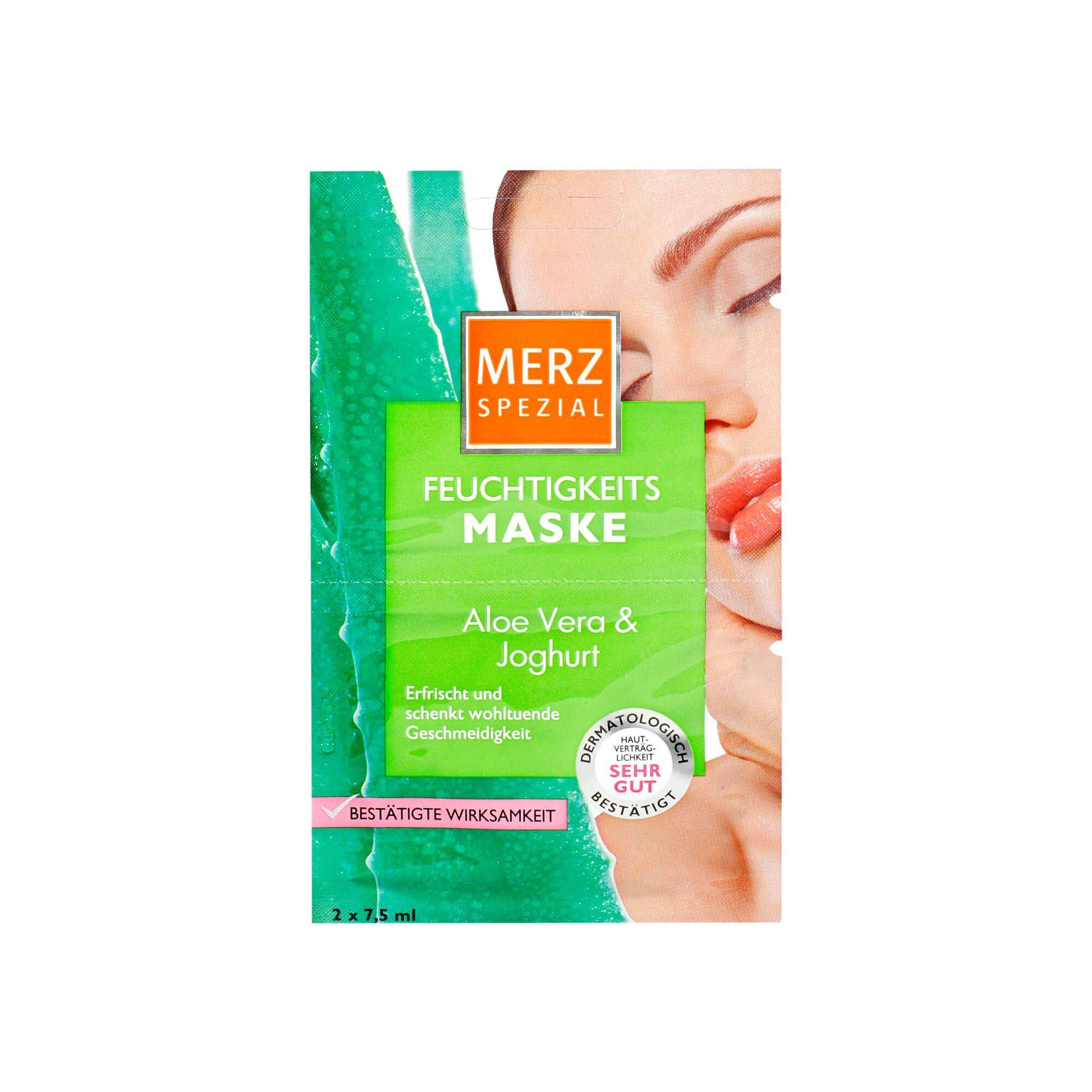 Merz Spezial Feuchtigkeits Maske , 2X7.5 ml