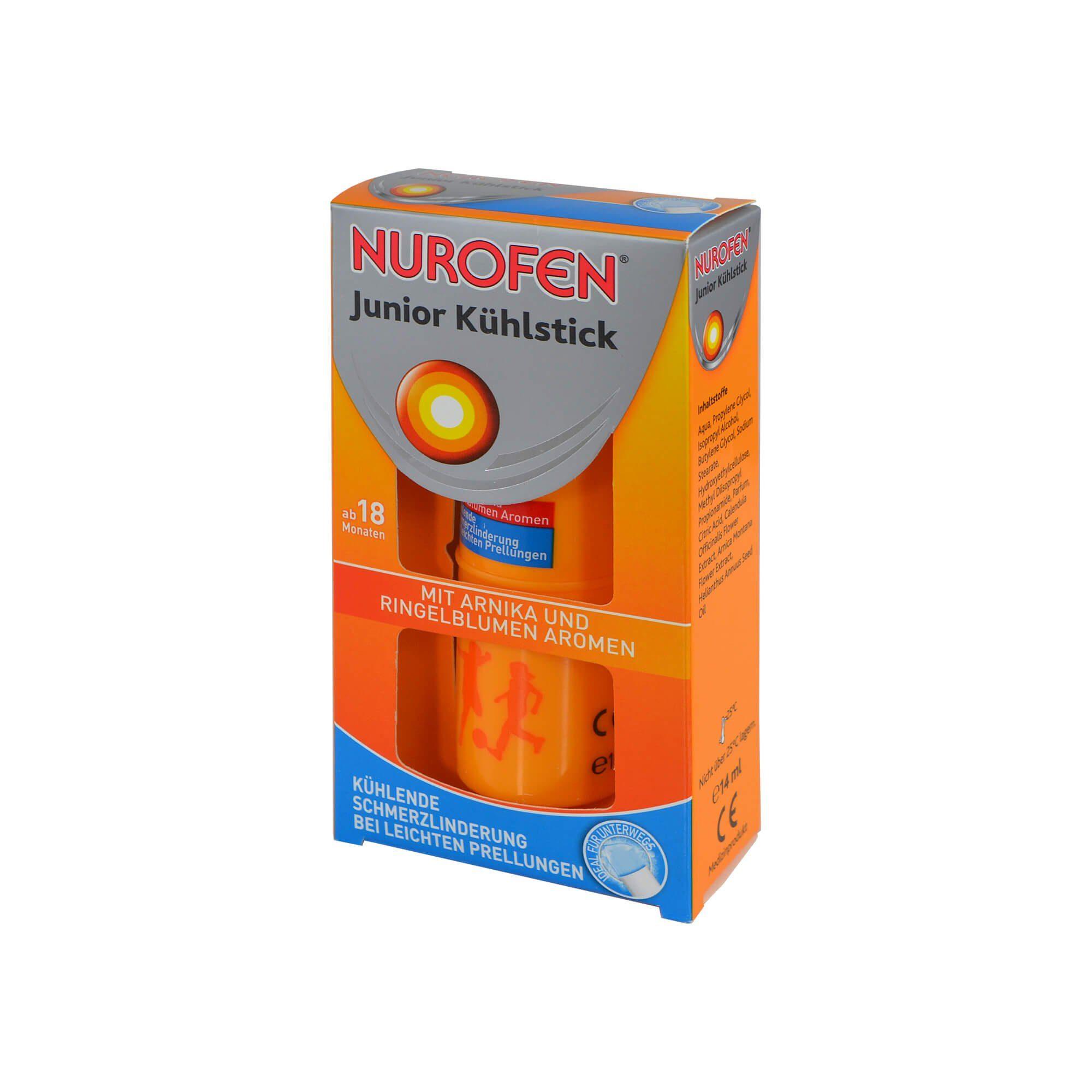 Nurofen Nurofen Junior Kühlstick , 14 ml