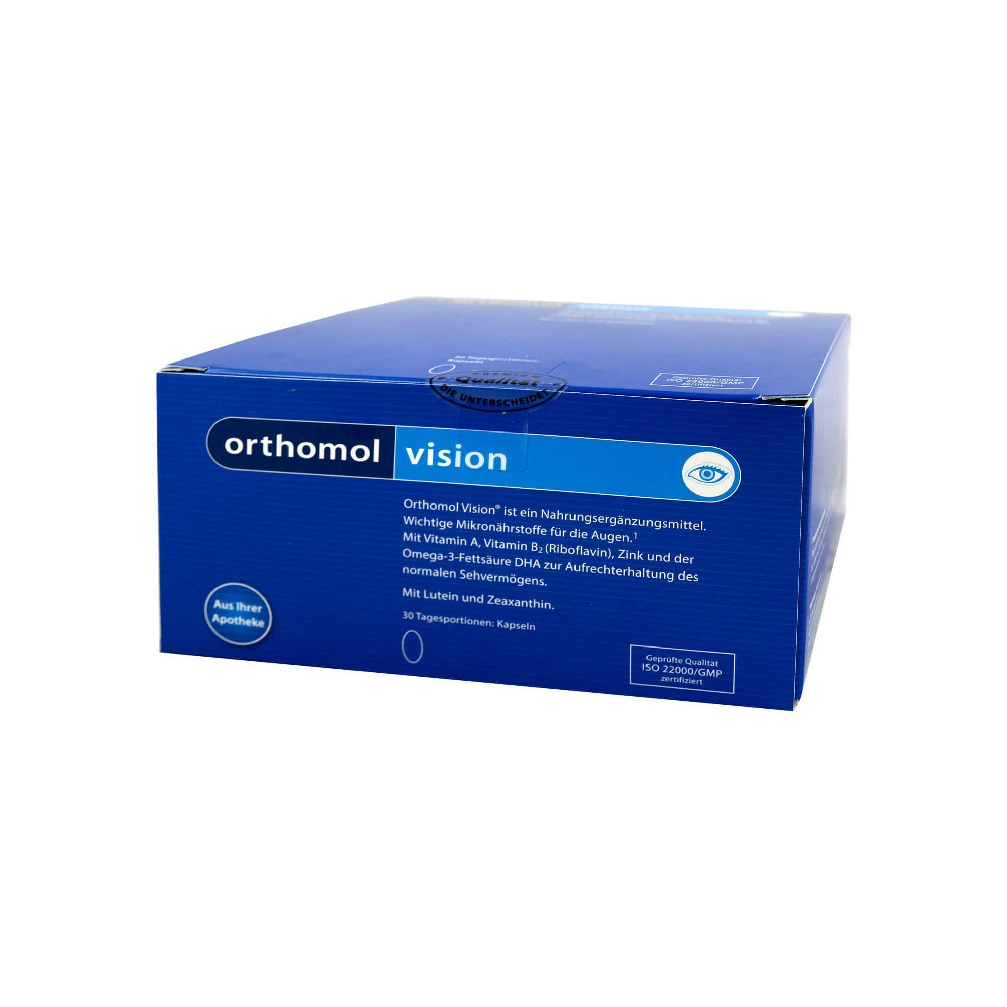 Orthomol Orthomol Vision , 30 St