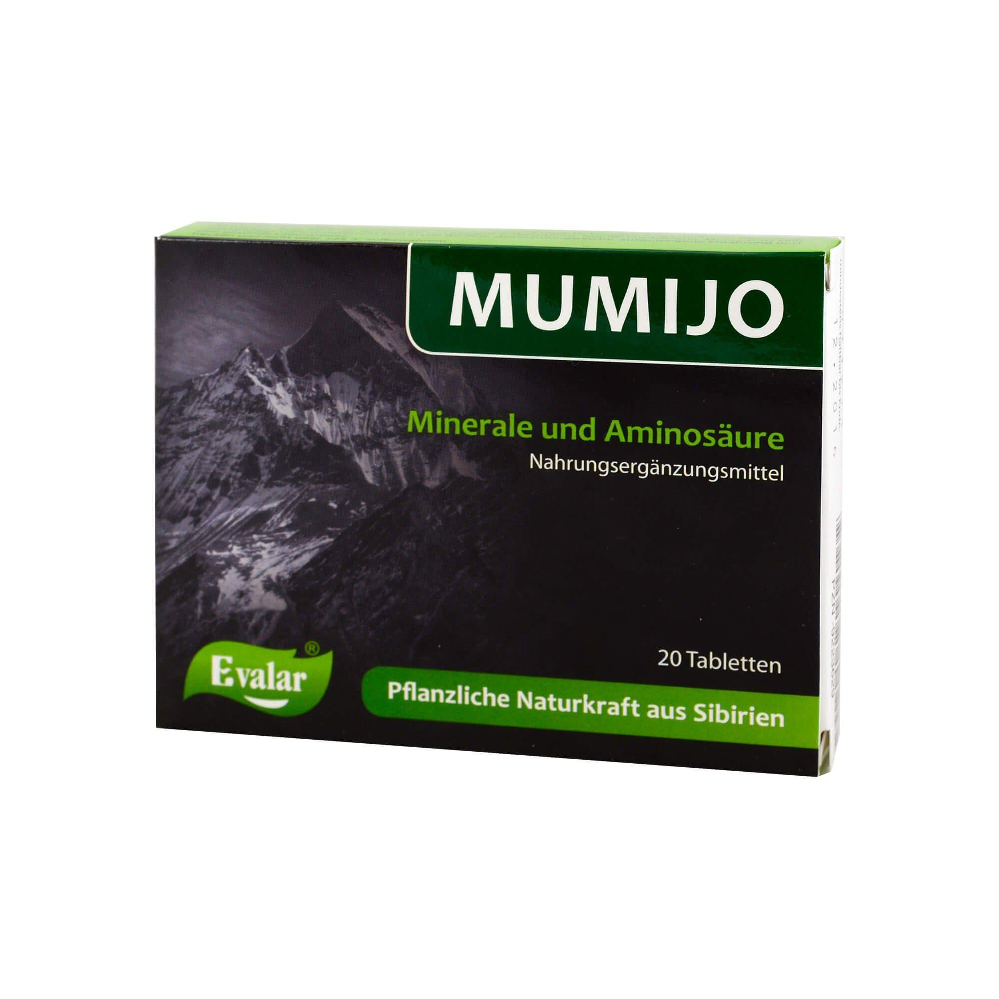 Mumijo , 20 St