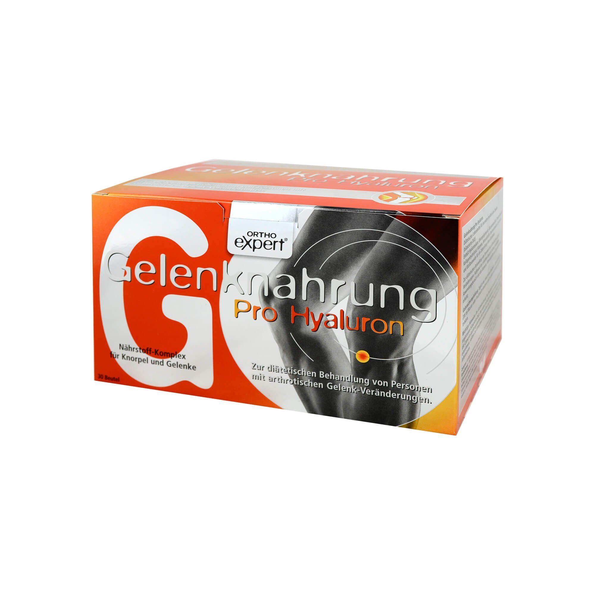 Orthoexpert Gelenknahrung Pro Hyaluron, 30X12.3 g