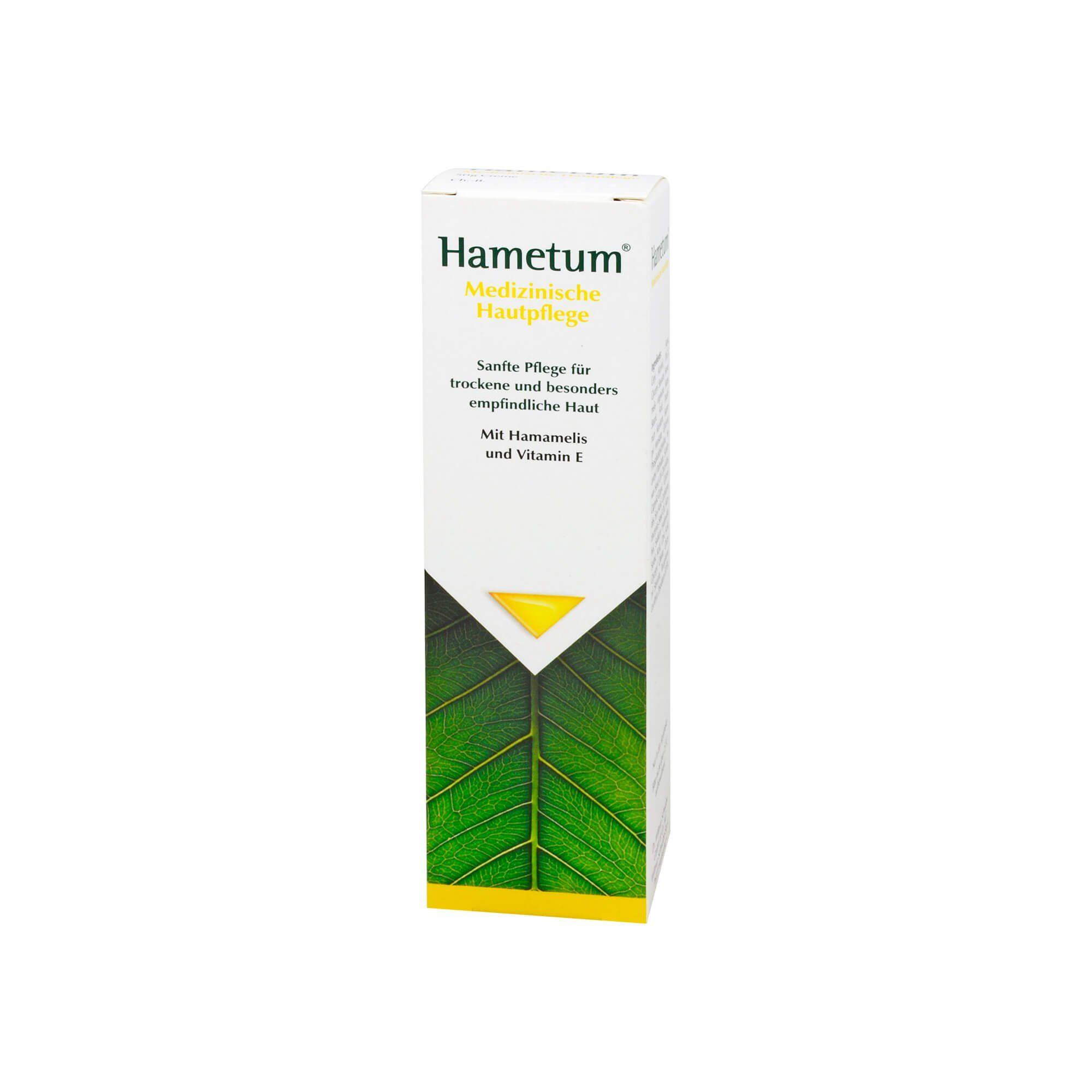 Hametum Medizinische Hautpflege Creme, 50 g