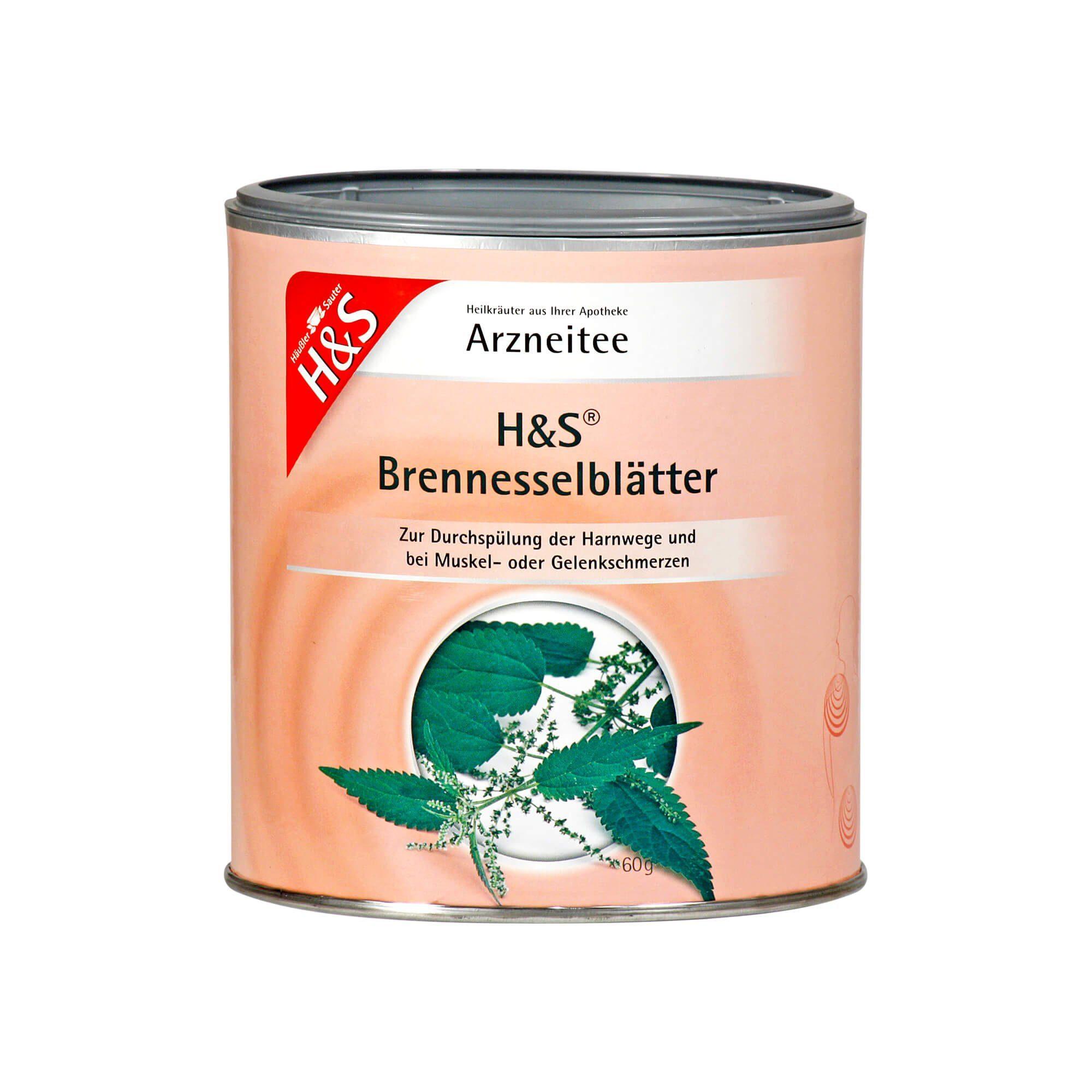 H&S Brennesselblätter Loser Tee (, 60 g)