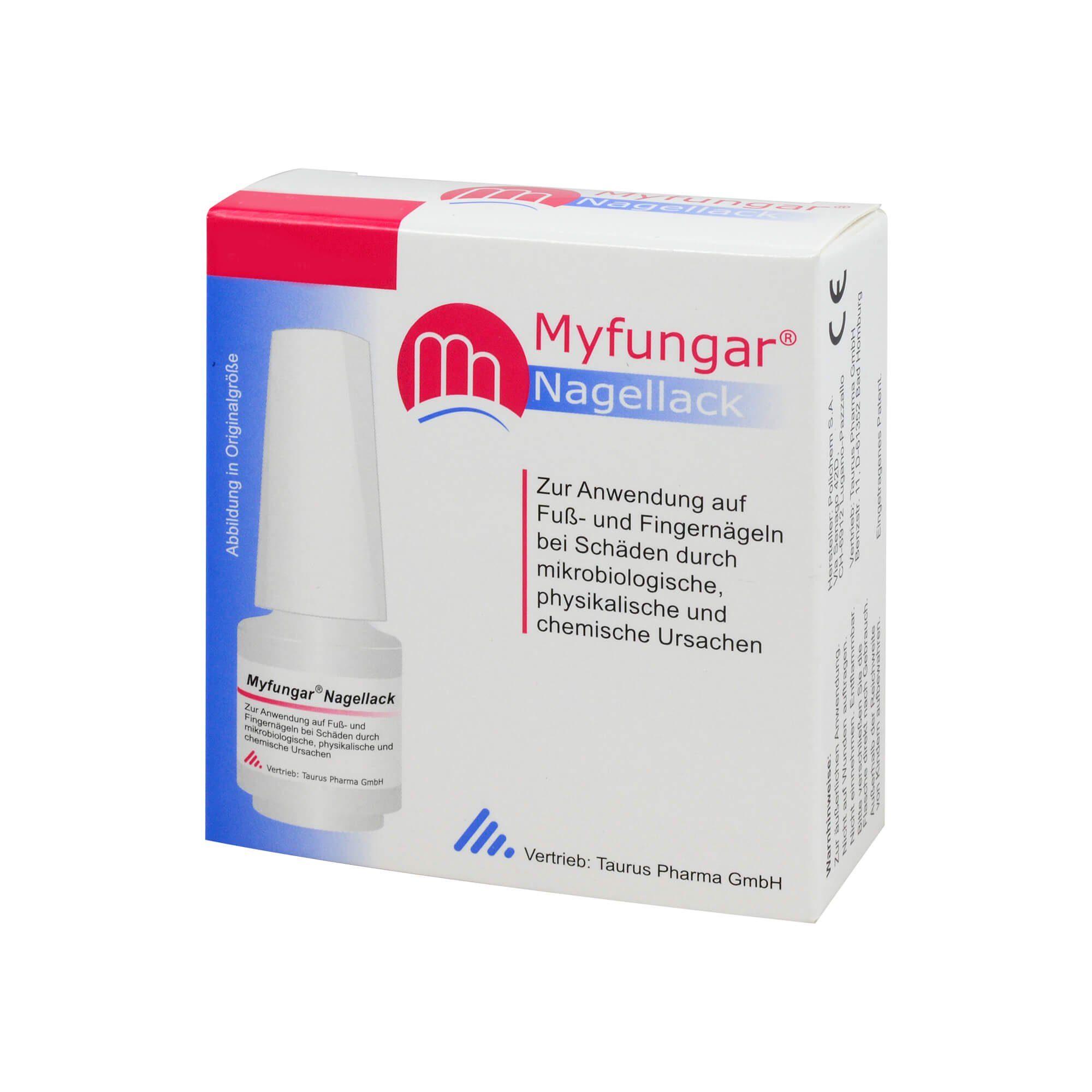 Myfungar Nagellack , 6.6 ml
