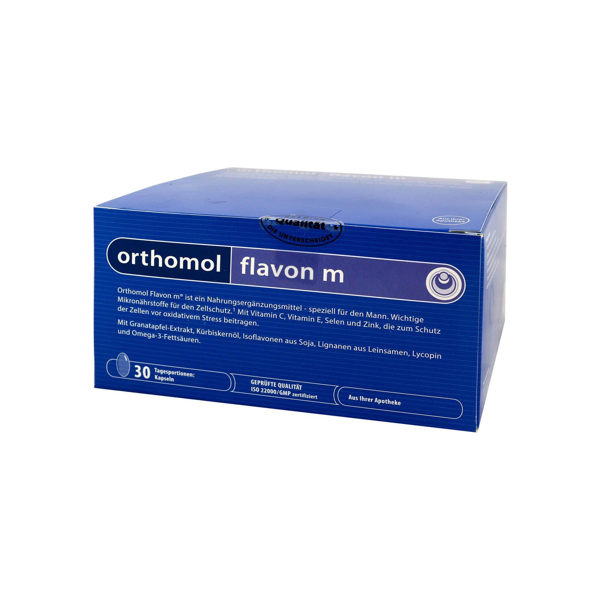 Orthomol Orthomol Flavon M , 30X2 St
