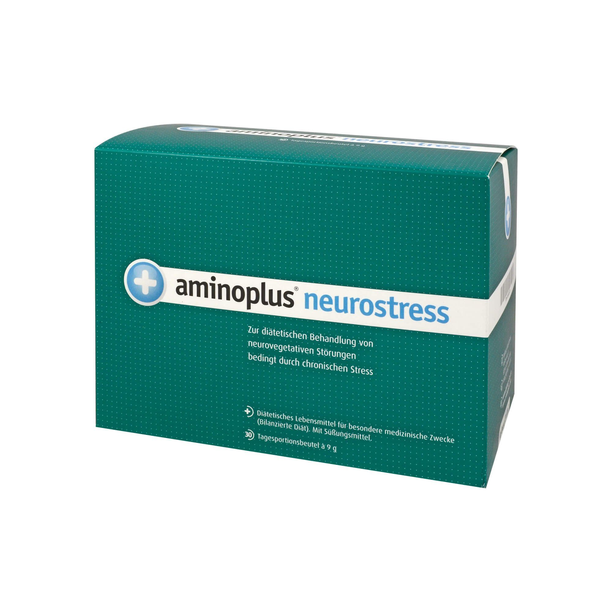 Aminoplus Neurostress Granulat , 30 St