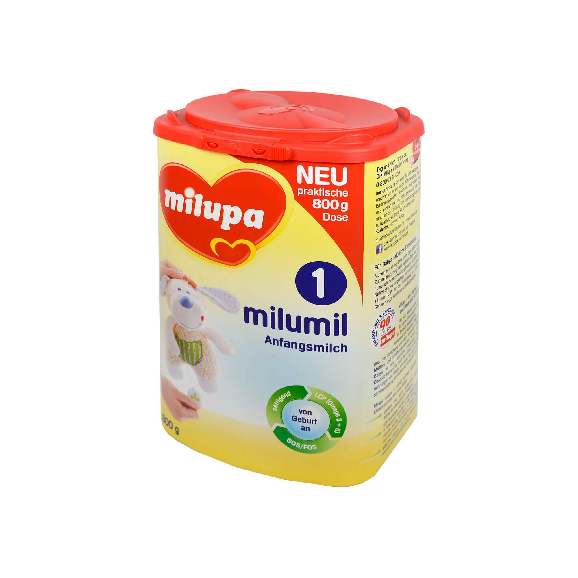 Milupa Milumil 1 EP, 800 g