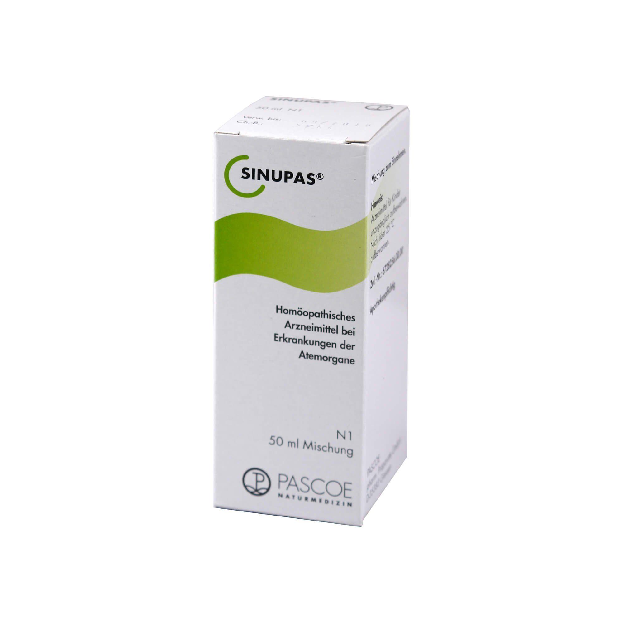 Sinupas Tropfen, 50 ml