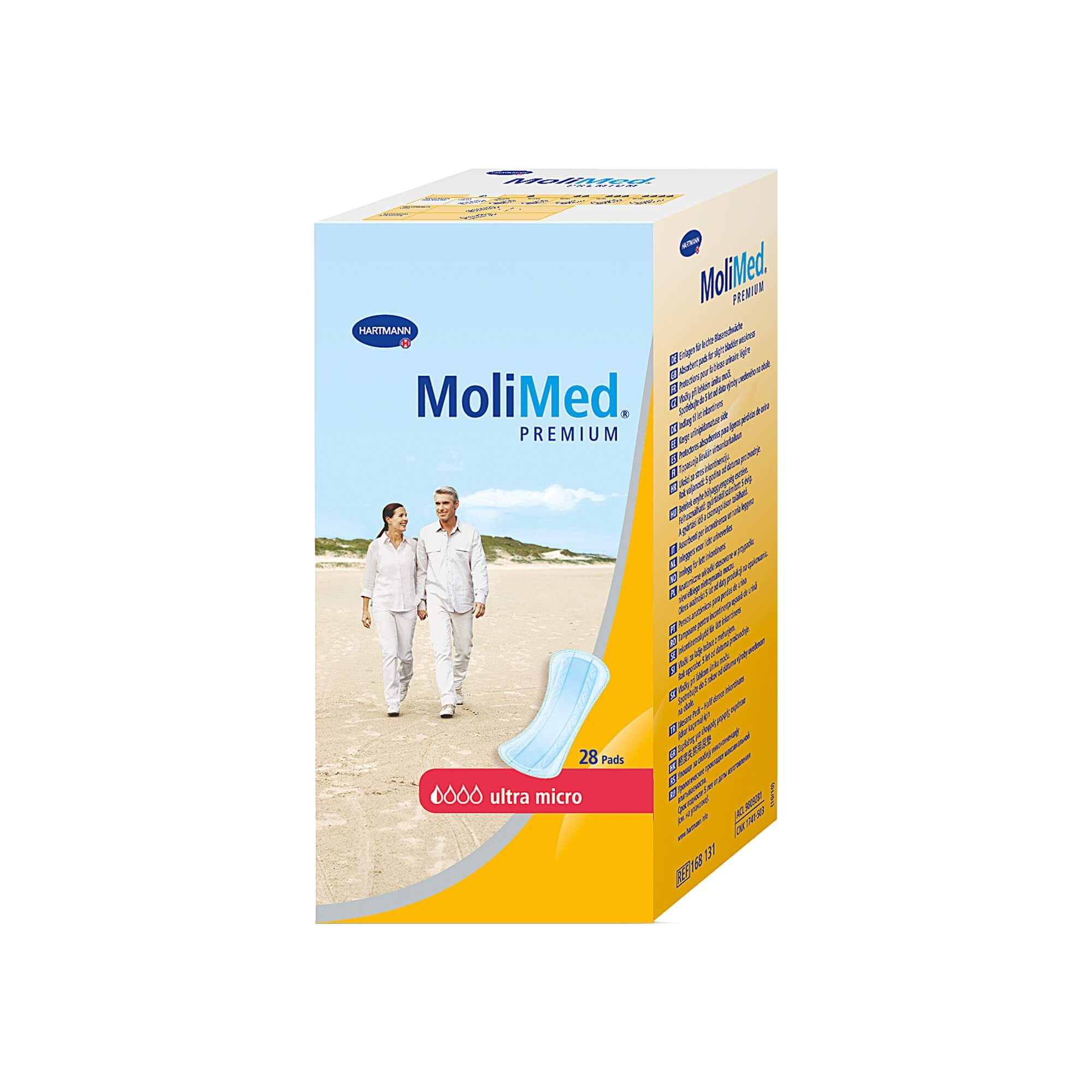 Molimed ultra micro , 28 St