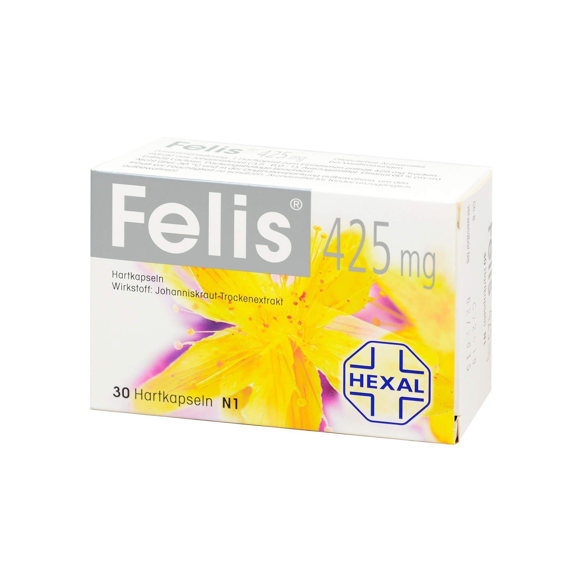 FELIS 425, 30 St
