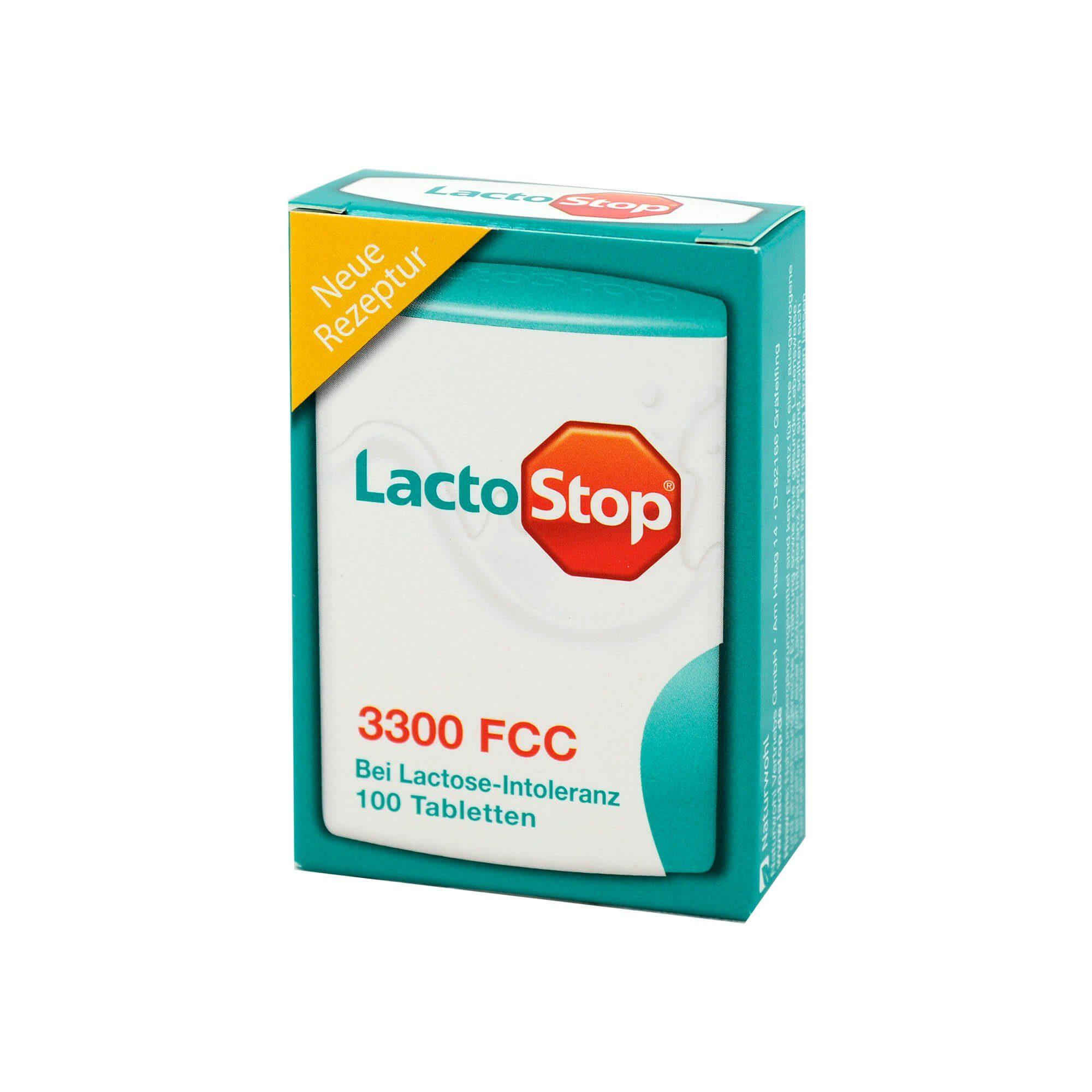 Lactostop 3300 FCC Klickspender, 100 St