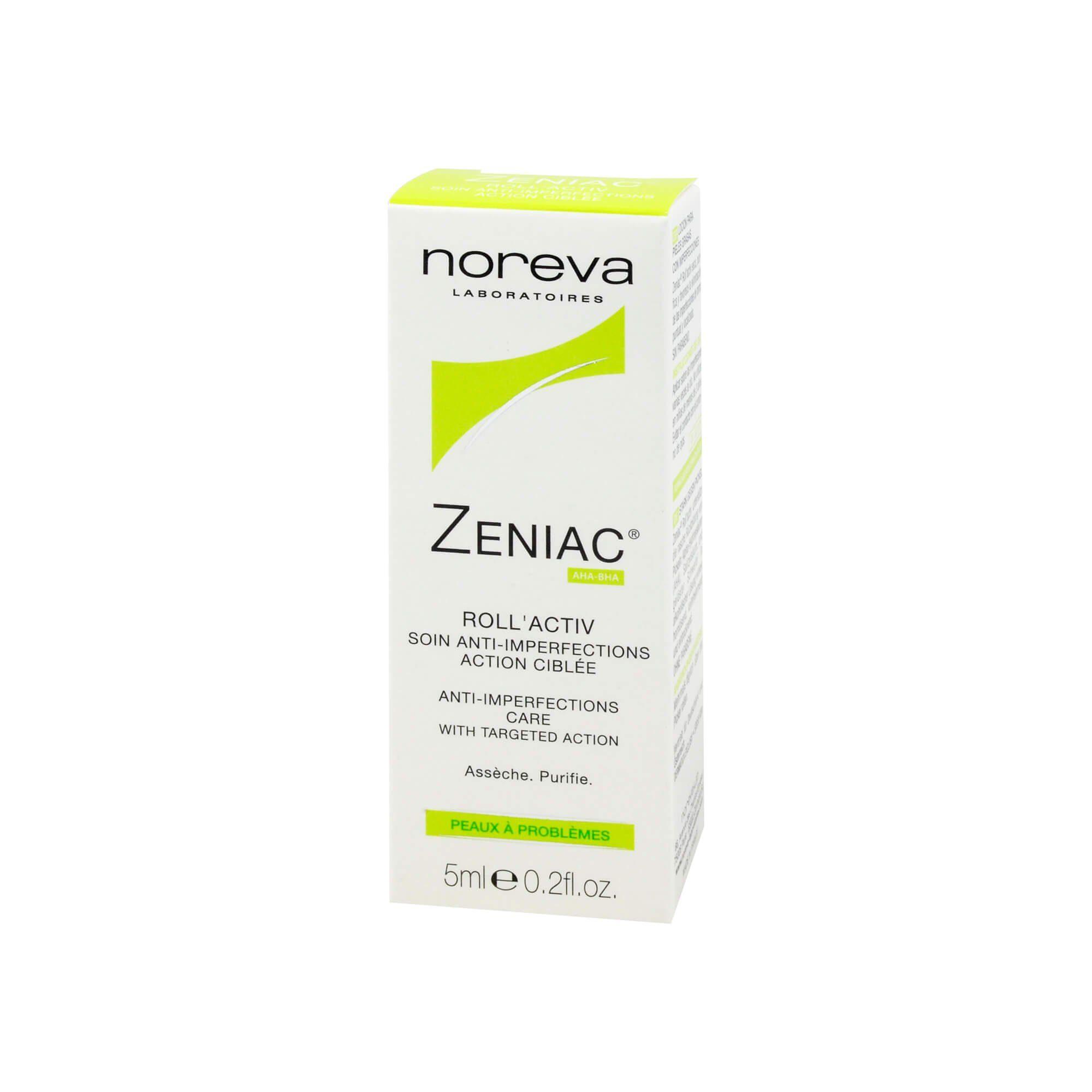 Zeniac Roll Activ, 5 ml