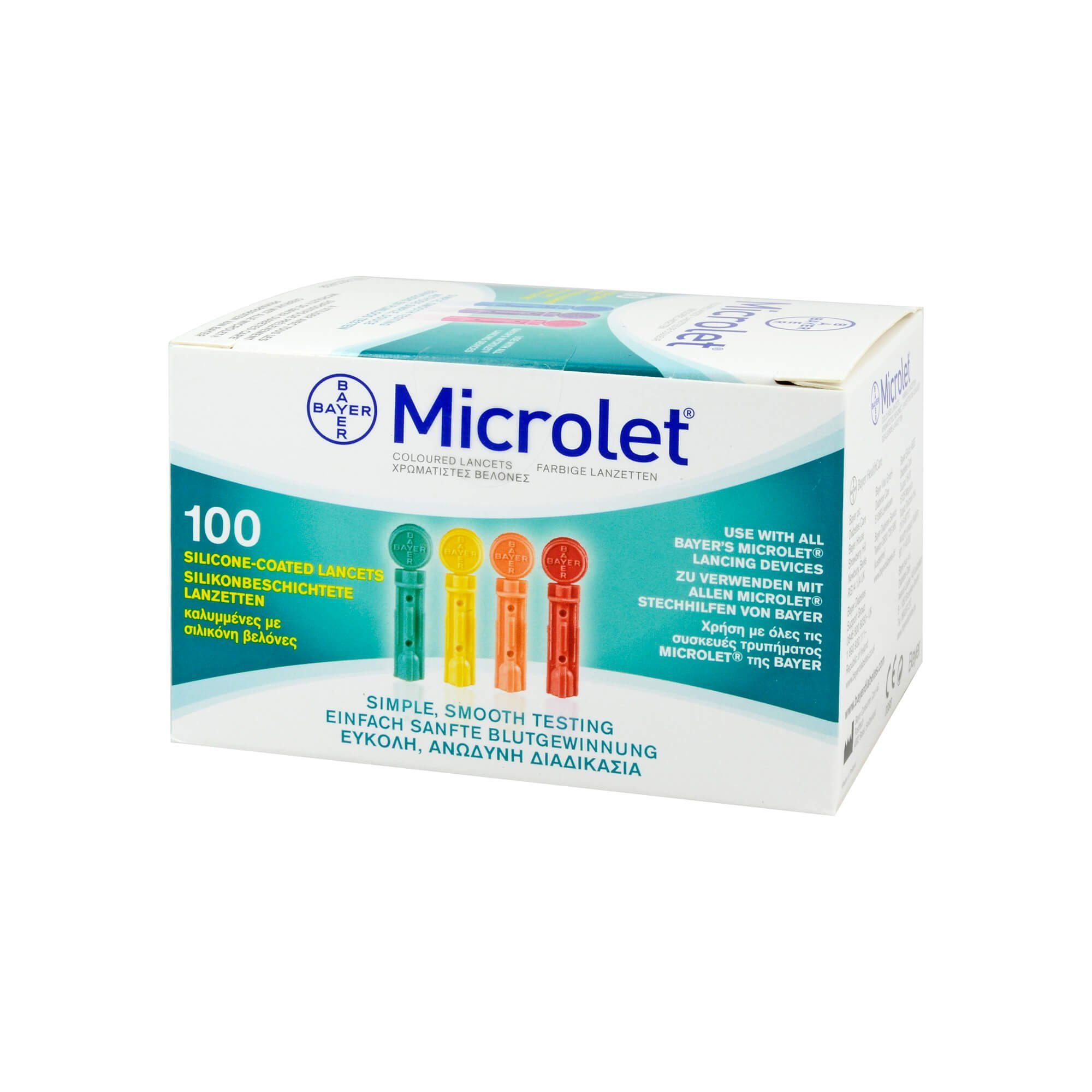 Microlet Lanzetten , 100 St