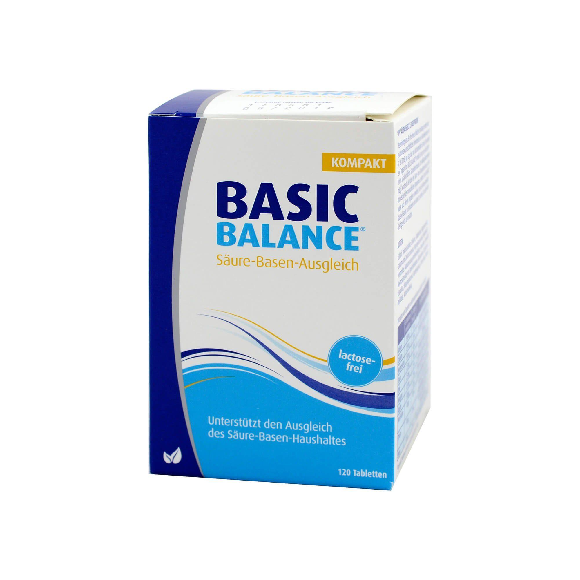 Basic Balance Kompakt, 120 St