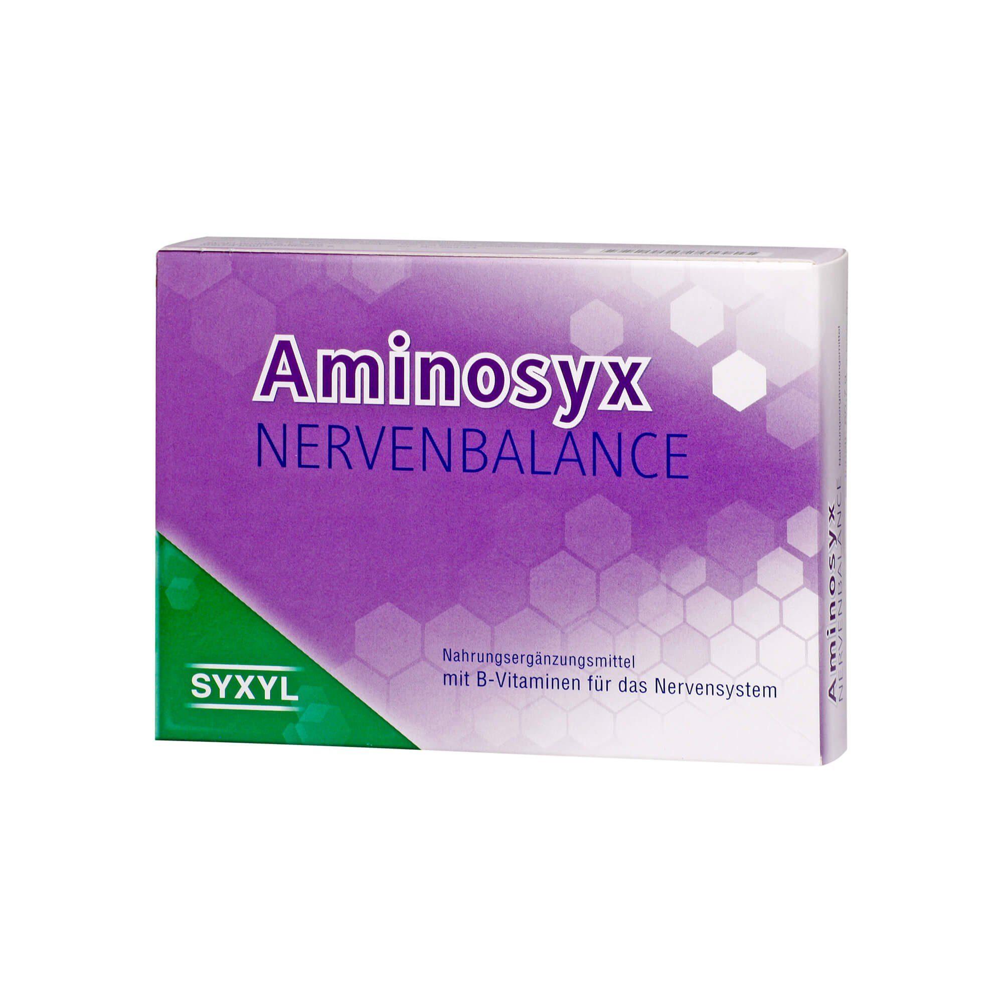 Aminosyx Nervenbalance , 120 St