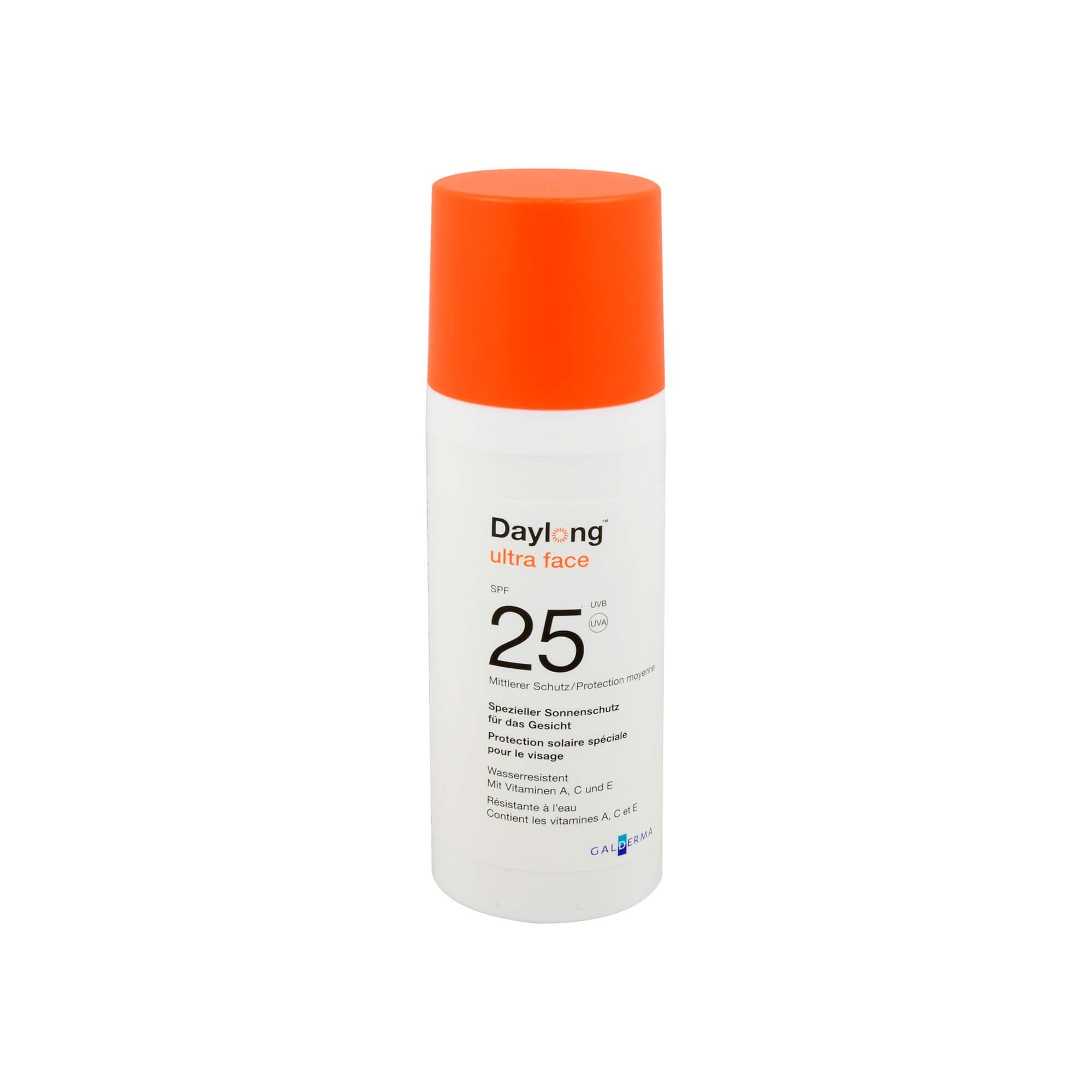 Daylong Ultra Face SPF 25 Creme , 50 ml