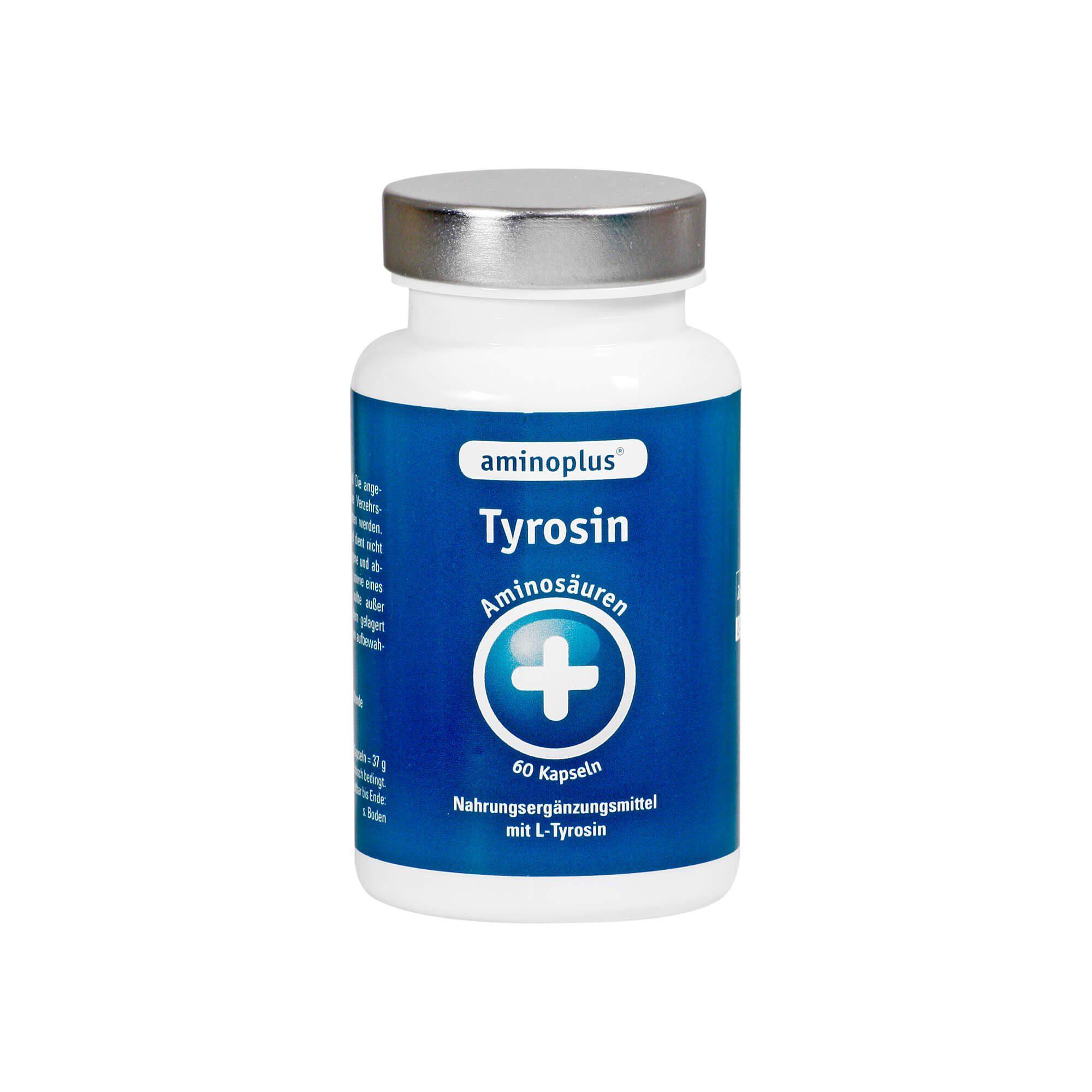 Aminoplus Tyrosin Kapseln , 60 St