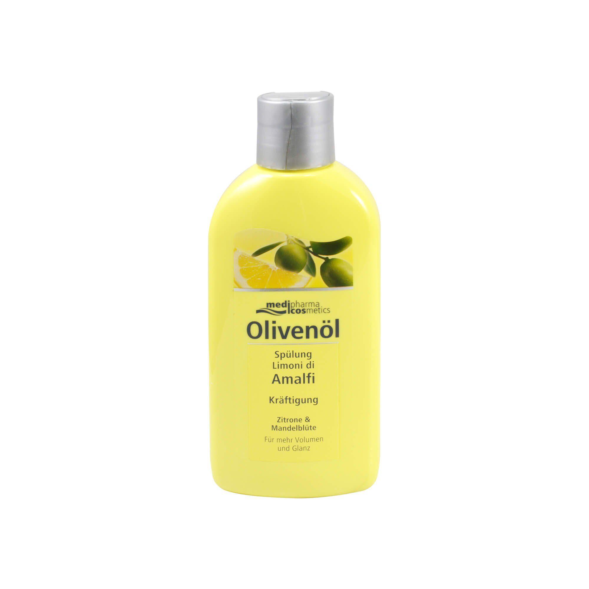 Olivenöl Spülung Limoni di Amalfi Kräftigung , 200 ml